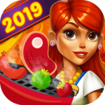 Cooking Games Cafe 2 Chef Food Kitchen Restaurant icon