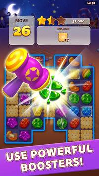 Candy Blast : Chocolate Splash APK screenshot 1