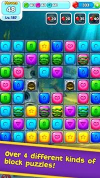 Pengle - Penguin Match 3 APK screenshot 1