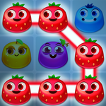 Pudding Pop - Connect & Splash Free Match 3 Game APK icon