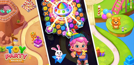 Toy Party: Match Three Game in Six Directions! pc screenshot