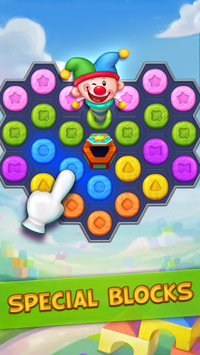 Toy Party: Match Three Game in Six Directions! APK screenshot 1
