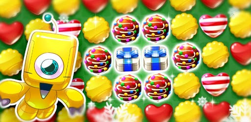 Cookie Mania - Sweet Match 3 Puzzle pc screenshot