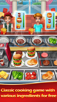 Cooking Chef APK screenshot 1
