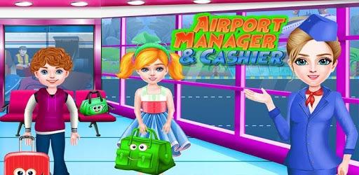Airport Manager  & Cashier pc screenshot