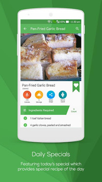 Bread Recipes APK screenshot 1