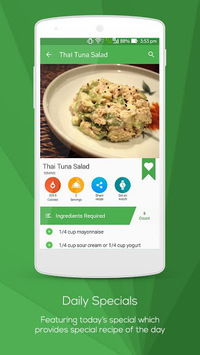 Lunch Recipes APK screenshot 1