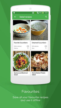 Recipe Book : Free Recipes APK screenshot 1