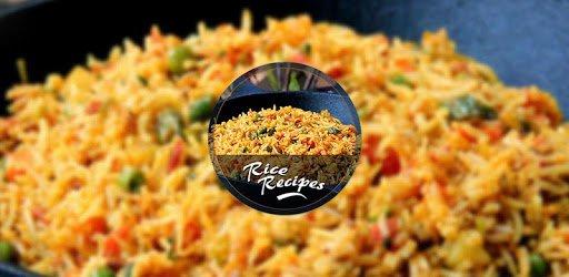 Rice Recipes pc screenshot