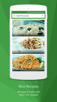 Rice Recipes APK screenshot 1