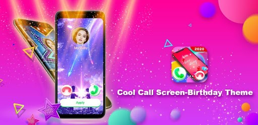 Cool Call Screen-Birthday Theme pc screenshot