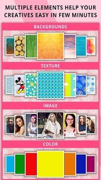 Poster Maker, Flyer Designer, Ads Page Designer APK screenshot 1