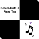 Piano Tap - Descendants 2 icon