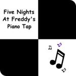 Piano Tap - fnaf icon