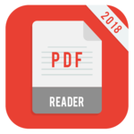 PDF Reader, Viewer 2018 APK icon