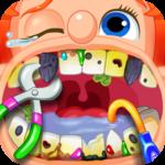 Crazy Children's Dentist Simulation Fun Adventure icon