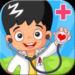 Little Kids Hospital Emergency Doctor - free app icon