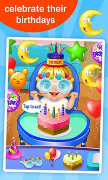 Baby Games: My Newborn Day Care & Babysitting! APK screenshot 1