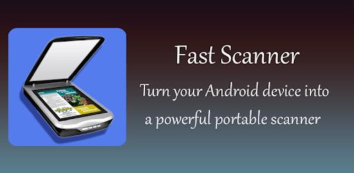 Fast Scanner : Free PDF Scan pc screenshot