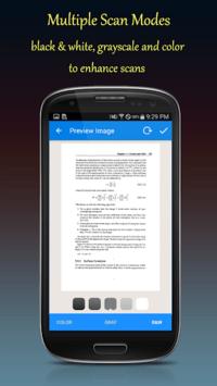 Fast Scanner : Free PDF Scan APK screenshot 1