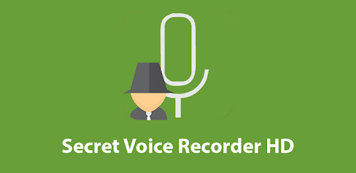 Secret voice recorder (SVR) pc screenshot