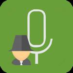 Secret voice recorder HD icon