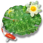 Cute Koi Fish Keyboard Theme icon