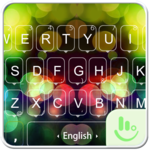 Colorful Halo Keyboard Theme icon