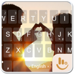 Innocent Love Keyboard Theme FOR PC