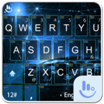 Space Pilot Keyboard Theme FOR PC