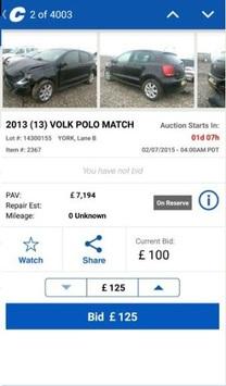 Copart – Salvage Car Auctions APK screenshot 1