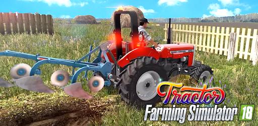 Forage Tractor Farmer Simulator pc screenshot