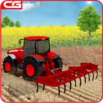 Forage Tractor Farmer Simulator icon