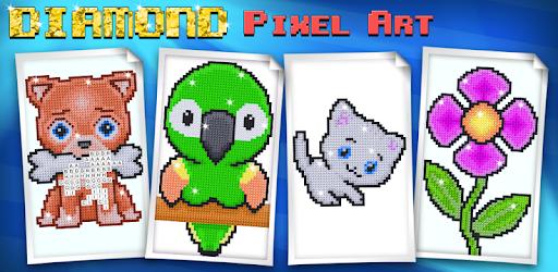 💎Diamond Pixel Coloring Book – Number Coloring 🎨 pc screenshot