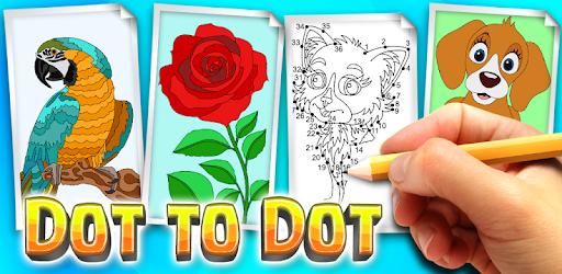Dot to Dot - Connect the Dots - Drawing & Coloring pc screenshot