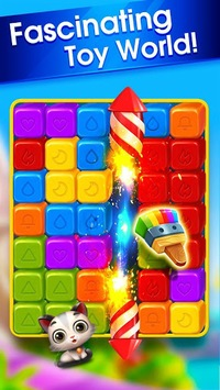 Toy Crush APK screenshot 1