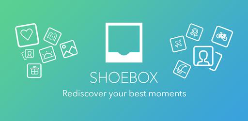 Shoebox - Photo Storage and Cloud Backup pc screenshot
