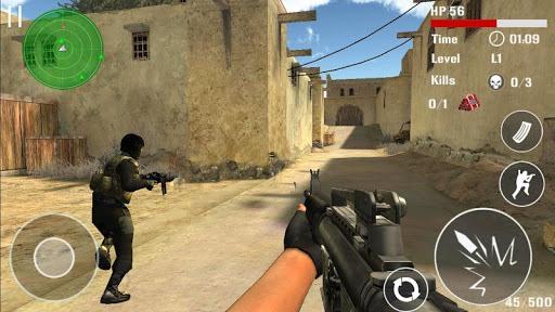 Counter Terrorist Shoot APK screenshot 1