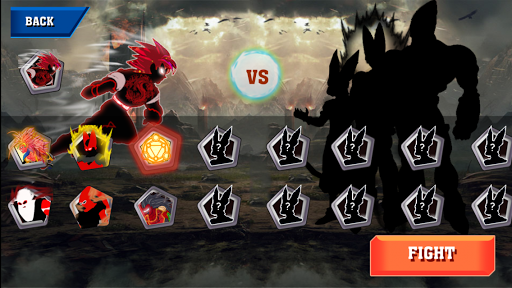 Devil Fighter Dragon X APK screenshot 1