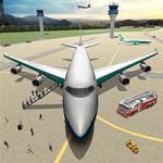 Real Plane Landing Simulator icon