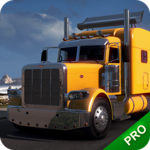 Cargo Dump Truck Driver Simulator PRO Europe 2018 icon