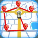 Mobile GPS Location Tracker icon