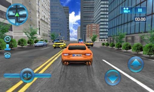 Driving in Car APK screenshot 1