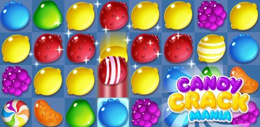 Candy Crack Mania pc screenshot
