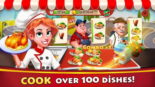 Cooking Grace - A Fun Kitchen Game for World Chefs APK screenshot 1