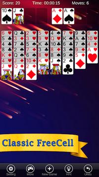 FreeCell Pro APK screenshot 1