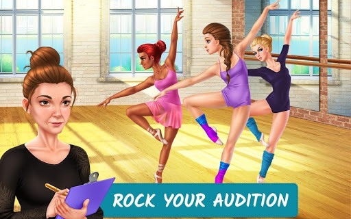 Dance School Stories - Dance Dreams Come True APK screenshot 1