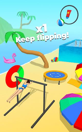 Flip Jump Stack! APK screenshot 1