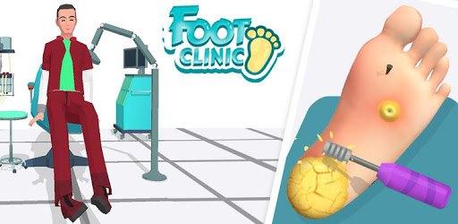 Foot Clinic - ASMR Feet Care pc screenshot