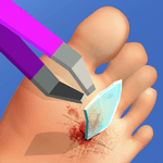 Foot Clinic - ASMR Feet Care icon